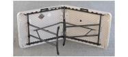 Plastborde fold in half 183 x 76 cm